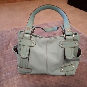 Tigananello genuine leather women bag/purse.